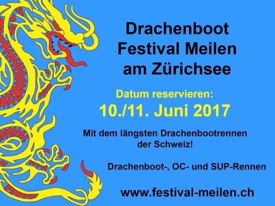 Drachenboot Festival Meilen